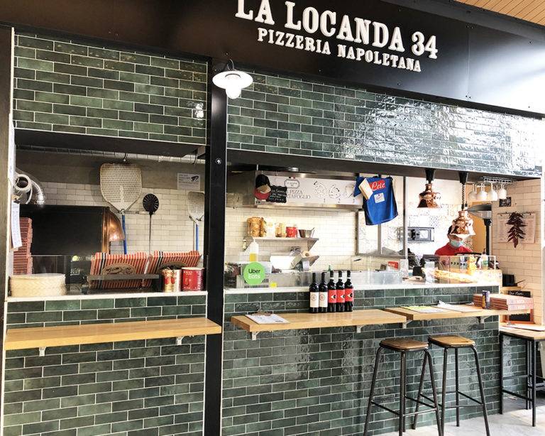 Pizzeria La Locanda 34 Montpellier