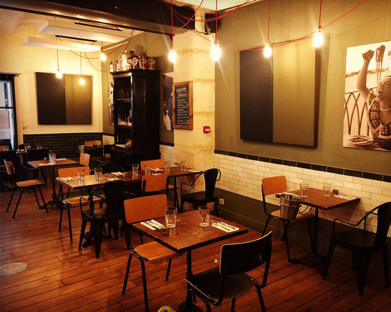 Restaurant La Locanda Comptoir italien Nîmes